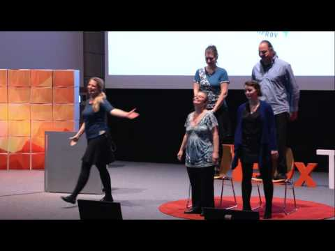Live Improv Theater | Bake This | TEDxTUM