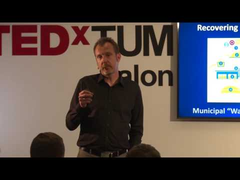 Water Systems in Cities of the Future | Jörg Drewes | TEDxTUMSalon