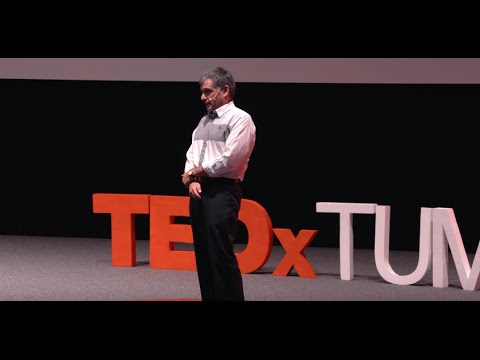 A question of survival: Why we hunted the Higgs | Steven Goldfarb | TEDxTUM