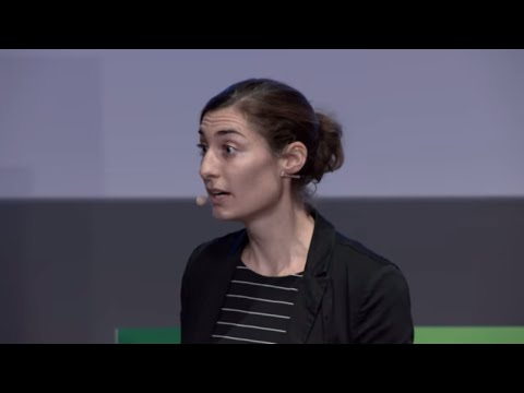 Less queuing, more safety - the power of crowd simulations | Angelika Kneidl | TEDxTUM