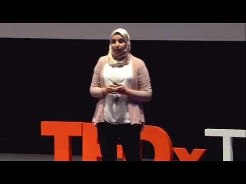 Feeling welcomed and empowered   Essraa Nawar   TEDxTUM