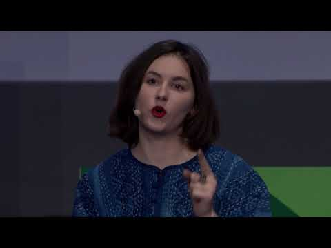 Cultural Fashion: Transform the Fashion Industry From Villain to Hero   Monica Boța-Moisin   TEDxTUM