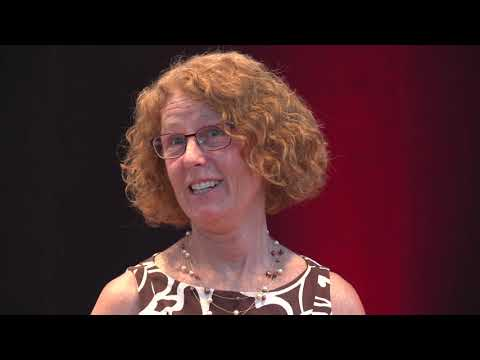 Towards greener cities - one walking tree at a time | Sandra Decius | TEDxTUMSalon