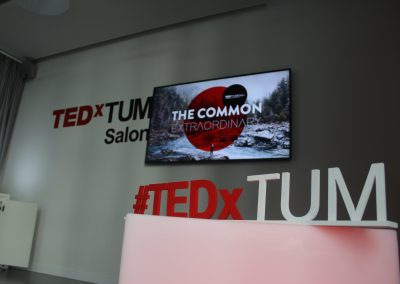 2016 TEDxTUMSalon - Between Sessions