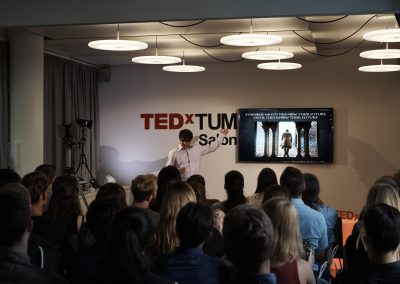 2016 TEDxTUMSalon - Guy Yachdav