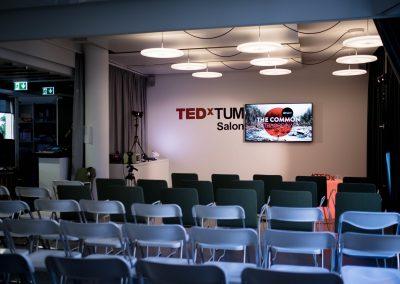 2016 TEDxTUMSalon - Logo