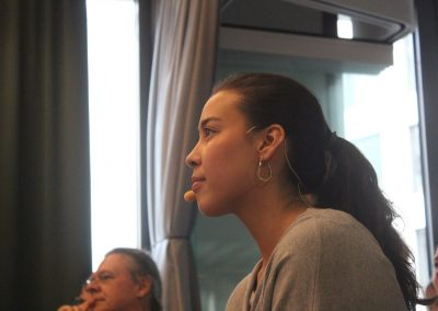 2016 TEDxTUMSalon - Sarah Fleischer