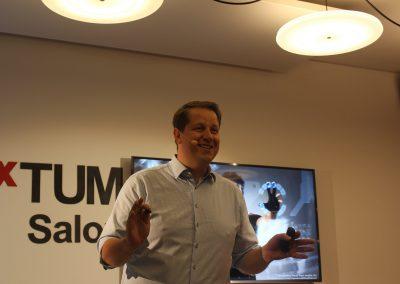 2016 TEDxTUMSalon - Nikolaj Hviid