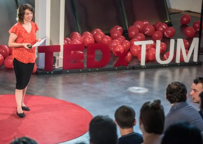 2018 TEDxTUMSalon - Host