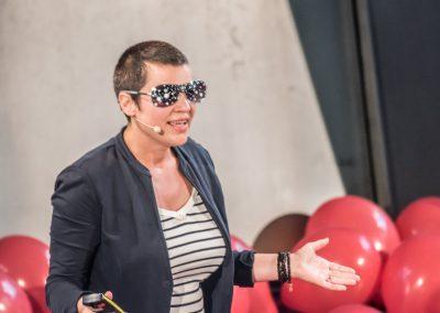 2018 TEDxTUMSalon - Judith Egger