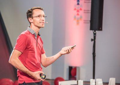 2018 TEDxTUMSalon - Markus Becherer