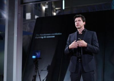 2018 TEDxTUMSalon - Hendrik Dietz