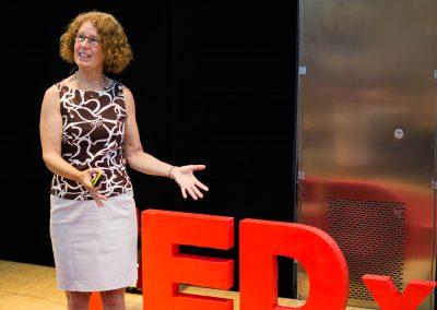TEDxTUMSalon19 - Sandra Decius