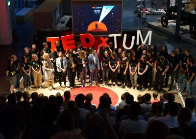 TEDxTUMSalon19 - Team
