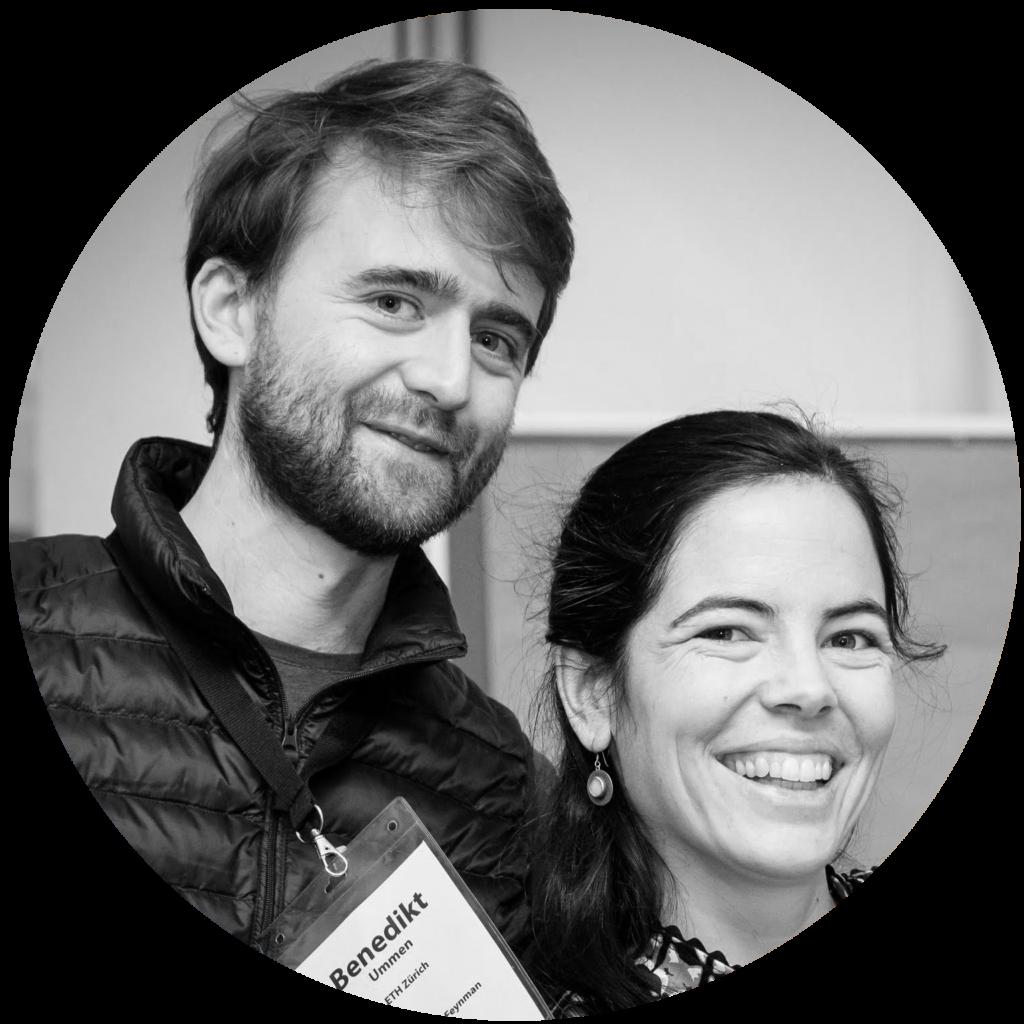 Benedikt Ummen & Magdalena Witty